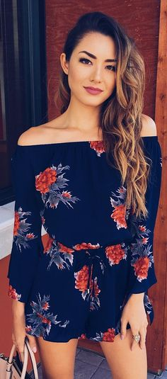 floral/ bohemian, classic chic
