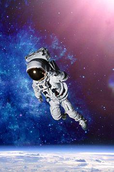 Astro Art Print by Haydiroket