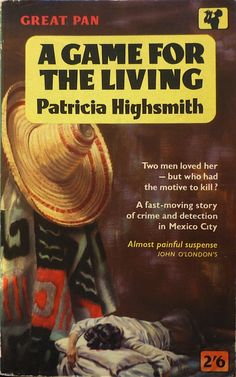 Classic Pan and Corgi paperback editions of Patricia Highsmith novels Crime Fiction, Pulp Fiction, Fiction Novels, Adventure Novels, Vintage Book Covers, Book Cover Art, Classic Books, Romance Novels, Paperback Books