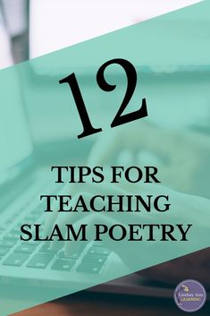 Teaching slam poetry to middle and high school students can be fun and stimulating for both students and teachers! Here are 12 lesson ideas for the complete Slam Poetry experience from my classroom to yours! Slam Poetry Activities and Slam Poetry Writing. Poetry Lesson Plans, Poetry Lessons, Slam Poetry, Poetry Unit, Writing Poetry, Essay Writing, Poetry Activities, Fun Activities, Poetry Prompts