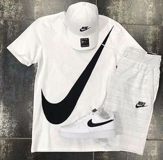 Behind The Scenes By shoesvision Tomboy Outfits, Swag Outfits Men, Sneaker Outfits, Tomboy Fashion, Casual Outfits, Nike Outfits For Men, Dope Outfits For Guys, Cool Outfits, Nike Clothes Mens