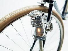 Dude Craft: Cycling by Candlelight