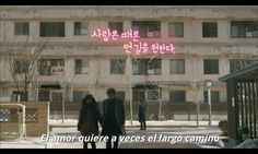 "Frase k-drama ""the flower boy next door""  •●•♡》♛♟❁♞☄☽샤론 엘리차베스☾☄ ♞❁♟♛《♡•●•"