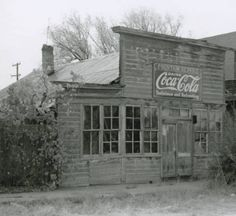 Abandoned store, Hooper, CO