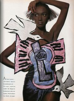 Yves Saint Laurent Vintage on Pinterest | Yves Saint Laurent ...