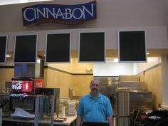 Anthony Musilli is the owner of the first Cinnabon franchise to open in Western New York.   For More Information Visit at https://twitter.com/anthonymusilli