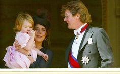 Alexandra in 2002, toen alles nog koek en ei was tussen haar ouders, prinses…