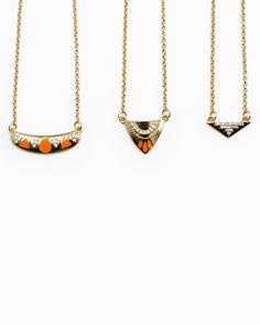 Itza Necklaces