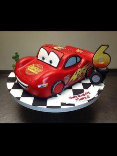 Rusteze Cars Cake