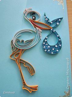 Декор предметов Открытка Новый год Декупаж Квиллинг Плетение Скоро Новый год Бумага Клей Салфетки фото 10