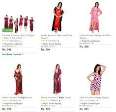Buy Night Dresses