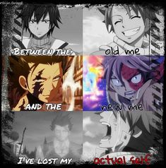 Holy crap, that got me. Why does Fairy Tail always make me want to cry now? Fairy Tail Happy, Fairy Tail Meme, Fairy Tail Quotes, Natsu Fairy Tail, Fairy Tail Ships, Natsu And Gray, Anime Undertale, Zeref, Anime Qoutes