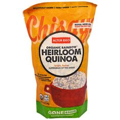 Alter Eco, Organic Rainbow Heirloom Quinoa, 12 oz (340 g)