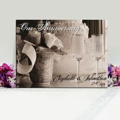 Personalized Our 25th 50th Anniversary Couples His Hers Canvas Print Gift NEW Anniversary Gift www.sunsetsalesdirect.com