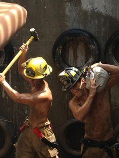 Fireman groupies