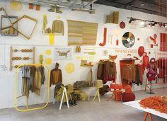 Benetton pop-up shop