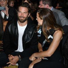 It was an Alias reunion at Atelier Versace for Bradley Cooper and Jennifer Garner.