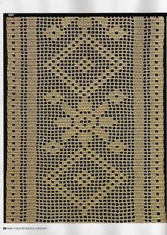 Crochet and arts: Crochet edges Crochet Table Topper, Crochet Table Runner, Crochet Tablecloth, Crochet Doilies, Crochet Flowers, Crochet Mat, Crochet Round, Thread Crochet, Free Crochet