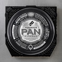 This is probably the sexiest pizza box I've seen in my life.
