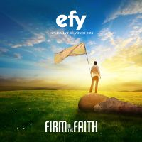 The newest EFY CD - EFY 2013: Firm in the Faith  Features BYUs Vocal Point, young country singer sensation, Maddie Wilson, and hit Christian songwriter, Scott Krippayne. The uplifting songs take a modern approach to both upbeat pop songs Christian themed music. Great gift for teens, missionaries, and even mom and dad!