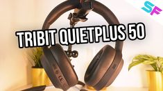 Tribit QuietPlus 50 - The Affordable Active Noise Cancellation Headphone...