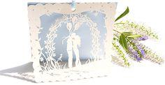 Boho Bride Laser Cut Wedding Stationery