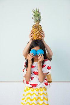 la fête de l'ananas