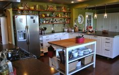 Check out how this IKEA Share Space fan uses LIDINGO to style her kitchen!