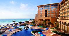 The Ritz-Carlton, Cancun  - Explore the World with Travel Nerd Nici, one Country at a Time. http://TravelNerdNici.com