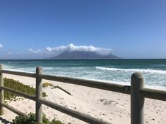 Table View South Africa, Beach, Water, Table, Outdoor, Gripe Water, Outdoors, Seaside, Outdoor Games