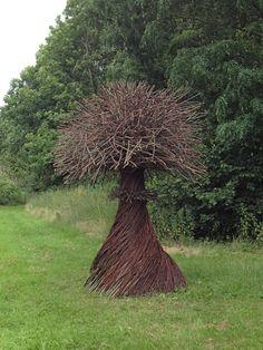 Het begin by Karin van der Molen, Natuurkunstpark 2012, Lelystad