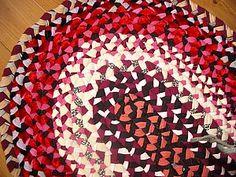 Плетение ковриков дорожек своими руками