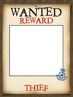 "Tangled Wanted Poster Photo Frame (add your name) - Centre section is transparent - simply place this frame over your photo and add your name (use listed font) - Project Life Photo Frame Card by pixiezilla - Scrapbooking ~~~~~~~~~ Size: 3x4"" @ 300 dpi. This card is **Personal use only - NOT for sale/resale** Design/Tangled/clipart belong to Disney. Font is Stamping Nico www.dafont.com/stamping-nico.font *** Click through to photobucket for journal card and more photo frames ***"