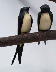 Schwalbenpaar