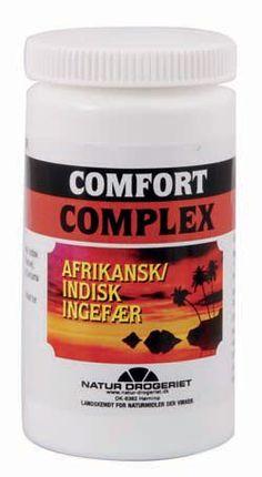 Comfort Complex med ingefær og gurkemeje 90 stk.