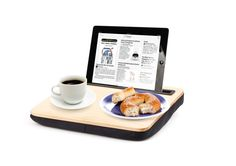 Find the best Holiday Gifts on 'The Gift List' at whatiwouldbuy.com! Shop now at: http://bit.ly/GIFTSforhim! Wooden Ipad Lap Desk - iBed Lap Desk by Kikkerland. Gadgets, Men's Accessories, Luxury Lifestyle, High-End Men's Fashion, Design, Fashion Trends, Men's Street Style, Fashion Looks, Men's Style Blog, Men's Fashion Blog, Men's Wear, Men's Designer Clothing.