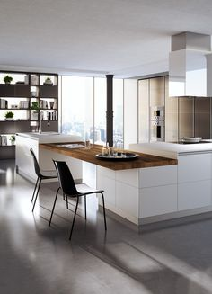 Kitchen 07 on Behance