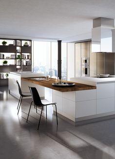Kitchen 07 on Behance