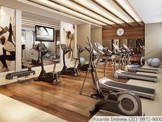 Fitness room ideas exercise New ideas Gym Interior, Interior Decorating, Interior Design, Gym Lighting, Home Gym Design, Gym Room, Fitness Design, Fitness Studio, Workout Rooms