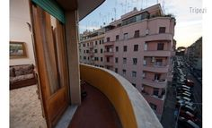The view from one of our Rome apartments! We have a selection to choose from so click on the below links to see a couple of different ones!    http://www.tripezi.com/property/details/TXpRallXTjE=/entire-home-appartment/central-in-rome-antonella-s-apartment    http://www.tripezi.com/property/details/TXpZallXTjE=/entire-home-appartment/historical-center-of-rome-bianca-s-flat