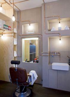 Barber, Amsterdam | We Heart