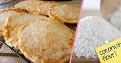 Grain Free Flat Bread Made with Coconut Flour <3 via @eatlocalgrown