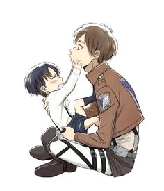 Your to dirty for Levi Eren