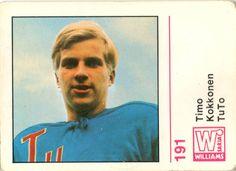 Jääkiekko 71-72 -keräilysarja - 191 Kokkonen