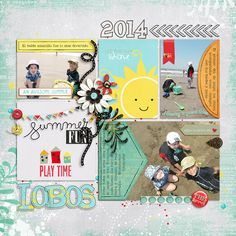 Layout using {A Boy's Summer} Digital Scrapbook Collection by Red Ivy Designs available at Sweet Shoppe Designs http://www.sweetshoppedesigns.com/sweetshoppe/product.php?productid=34442&cat=824&page=1 #redivydesigns