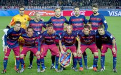 FC Barcelona - Campeón Mundial de Clubes 2015
