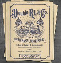 The Scout Guide : Charlottesville, VA Vintage Tags, Vintage Ephemera, Lettering Design, Hand Lettering, Identity, The Scout Guide, Letter Form, No Name, Typography Letters