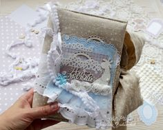 """Подарок в ладошку...: Детский альбом """"Крошка-сыночек"""""""