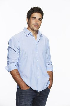 The Men of Days of Our Lives 2015: Galen Gering (Rafe)