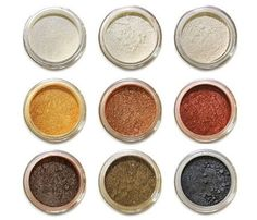 Amore Mio Cosmetics 9-Stack Eye Shadows Set, 02/B, 9-Count >>> Visit the image link more details.